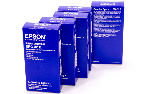 Genuine Epson ERC-32B Ipos sUPPLY