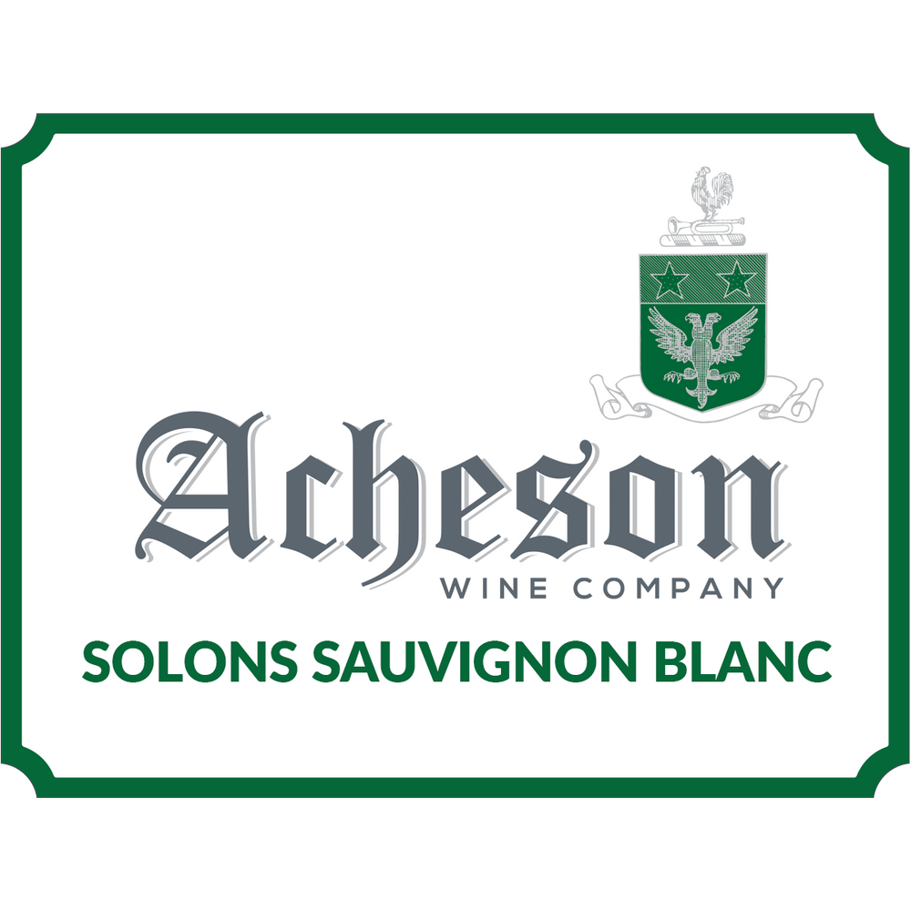Solons Sauvignon Blanc
