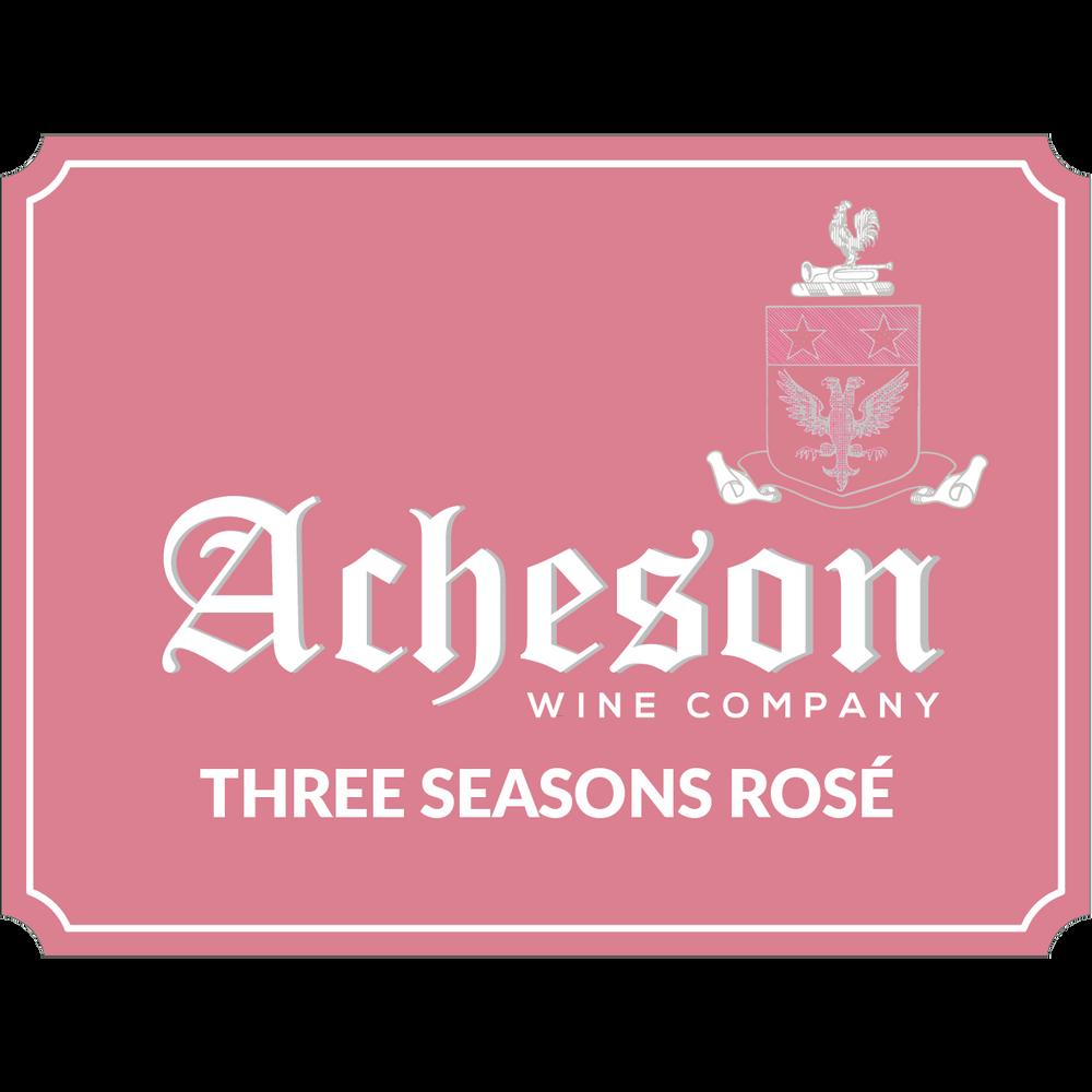 Three Seasons Rosé