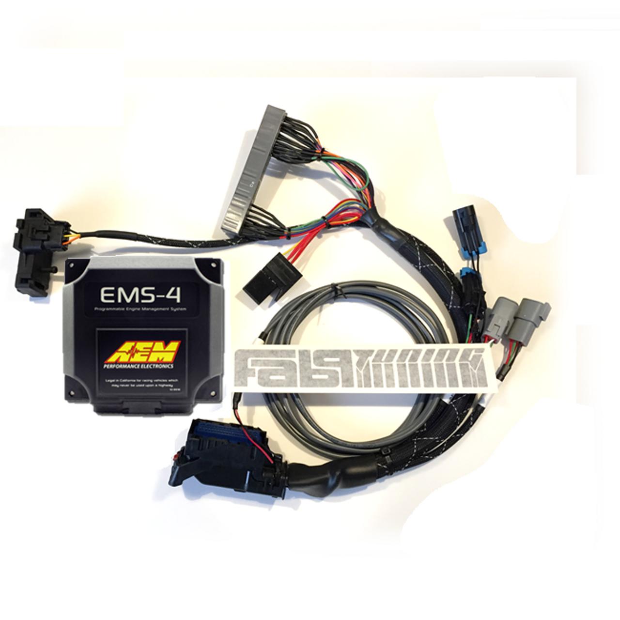 Aem Ems4 Stand Alone Engine Management Fab9tuning