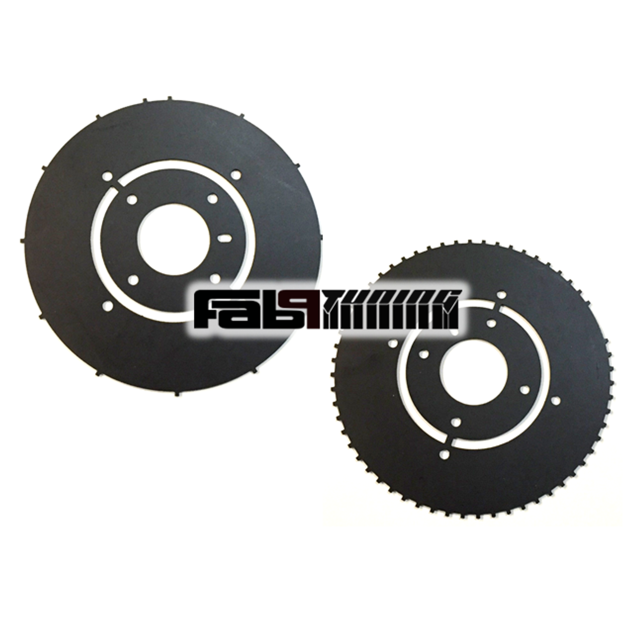 BP Trigger Wheels - For use with Stock or ATI Dampers