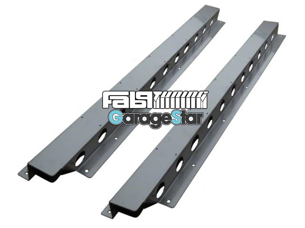 GarageStar Stainless Steel Frame Rails 90-05 Miata / MX-5