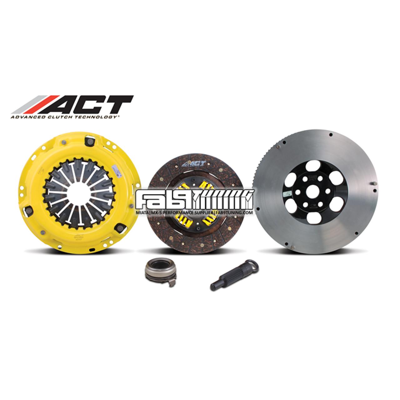 ACT Performance Clutch Kits NC (06-15)