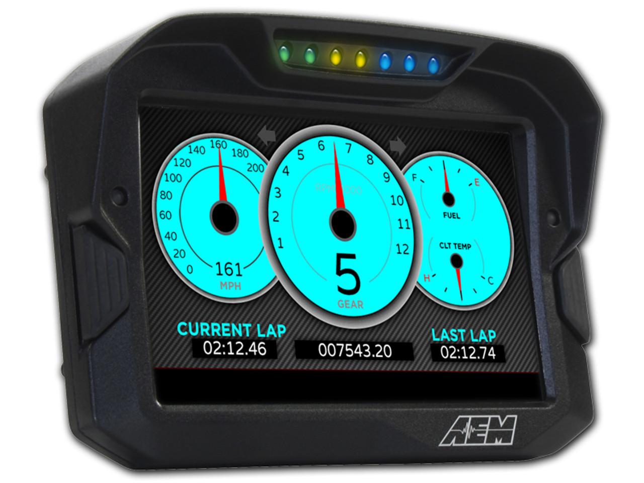 AEM CD-7 Digital Racing Dash Display