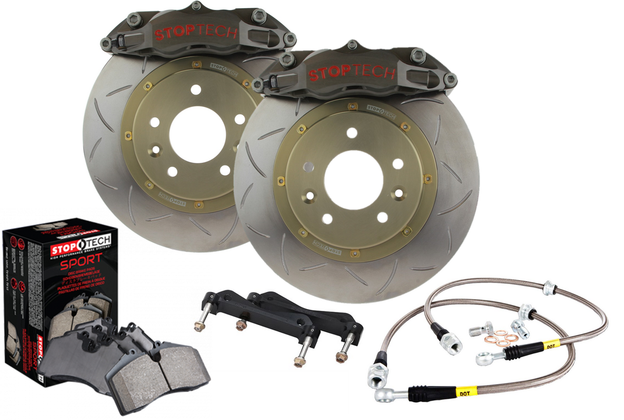 Stoptech Brake Kit >> Stoptech C 43 Big Brake Kit Nc Mx5