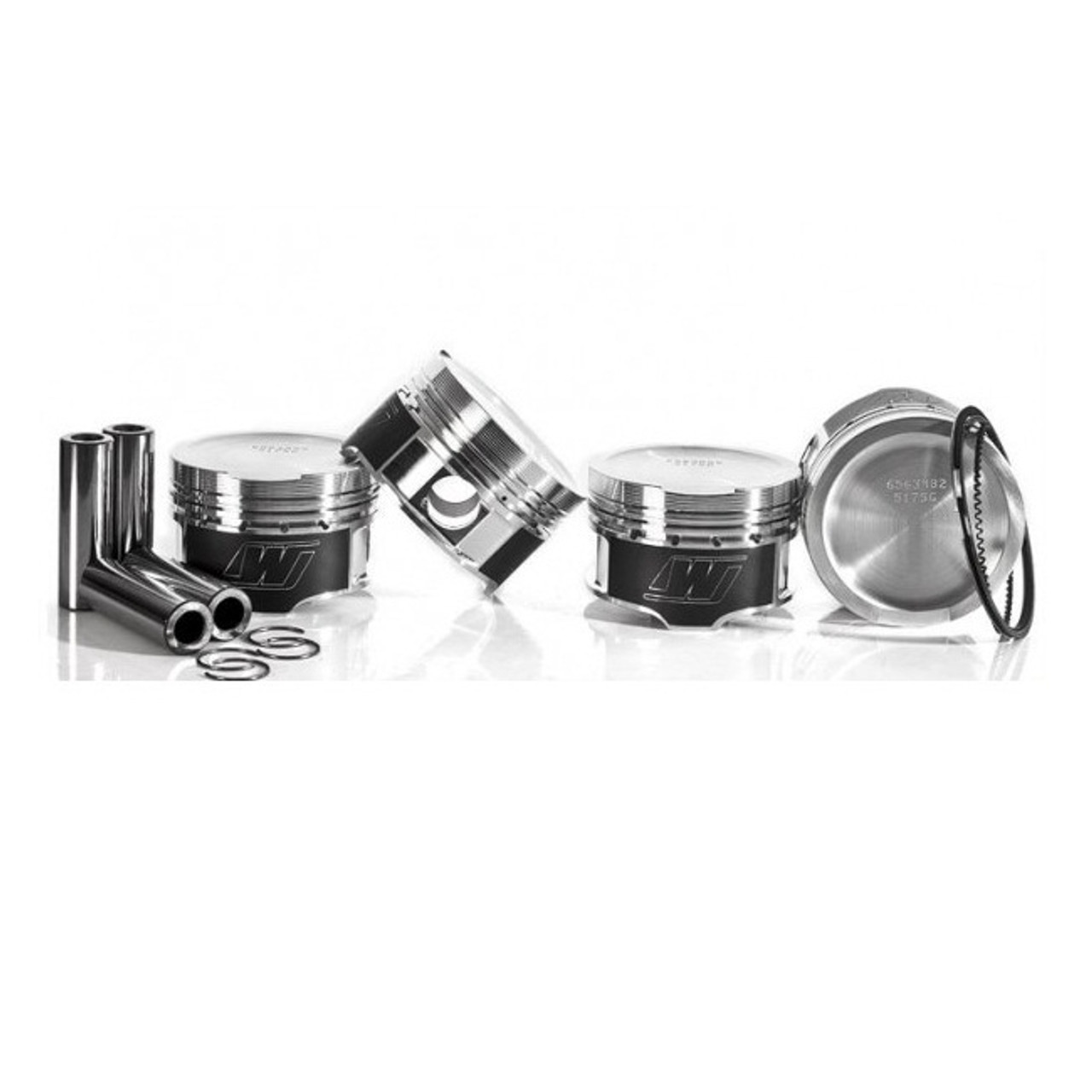 Wiseco Forged Pistons (Includes Rings)