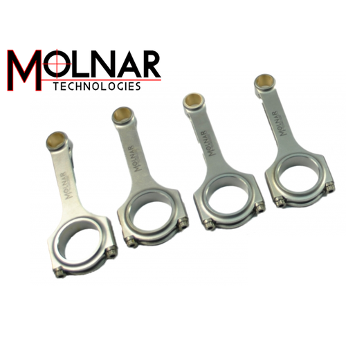 Manley Forged H-Beam Rods - Fab9Tuning