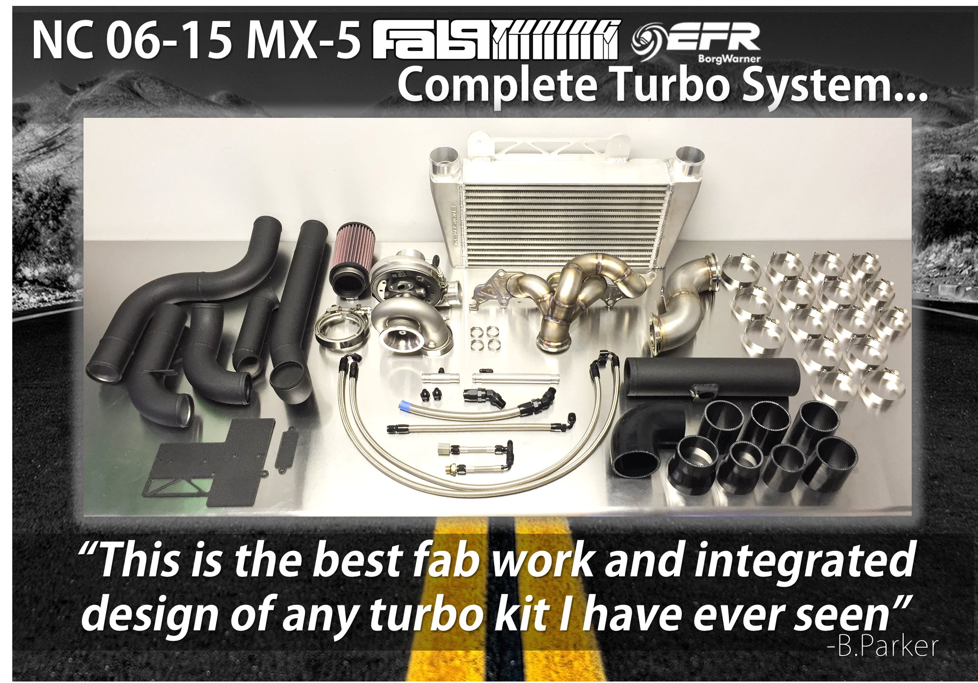 Fab9Tuning, Welcome to the fastest growing MX-5/Miata