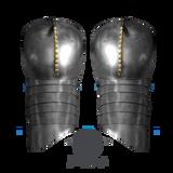 Tuva Pauldrons Type 2