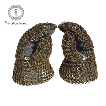 Chainmail Mittens