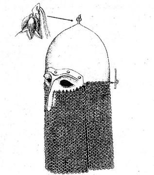 Gorodets Helmet