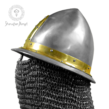 Byzantine Kettle Hat