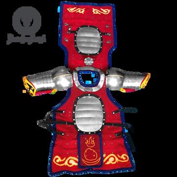 Reinforced Hatangu Poncho