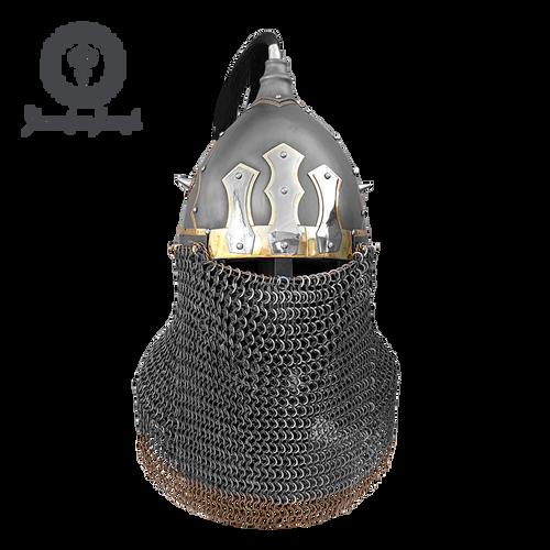 Black Burial Helmet