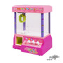 Claw Machine Game Electronic Prize Grabber Token Toy Arcade Pink