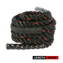 1.5″ Battle Rope Poly Dacron Fitness Workout Training Cardio RED 30ft