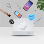 Wireless Phone Charging Cleaner Box Portable UV UVC Light Smart Cell Phone