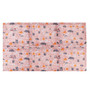 Dog Self Cool Mat Summer Cooling Kennel Crate Comfort Pad Pink Large