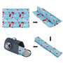 Dog Self Cool Mat Summer Cooling Kennel Crate Comfort Pad Blue Small