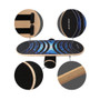 Wooden Balance Board Trainer   Roller Board for Snowboard   Surf Hockey Training    Balancing Exercise Fitness Equipment