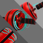 Abdominal Roller Wheel With Knee Pad Red