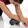Balance Roller Plantar Peanut Lacrosse Ball Physical Therapy Pain Relief Black