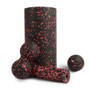 Balance Roller Plantar Peanut Lacrosse Ball Physical Therapy Pain Relief Red