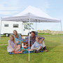 Outdoor Canopy 10x15 ft for Party Wedding Tent Heavy Duty Gazebo Pavilion White