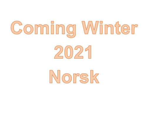 Norsk - New in Innovation
