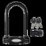Master Lock 13mm D-Lock Gold Sold Secure & Carrier Bracket