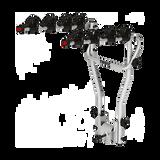 Thule HangOn 4-Bike Towbar Bike Rack