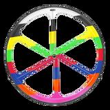 Mango Bikes 6-Spoke Mag Wheel - Rear Flip Flop