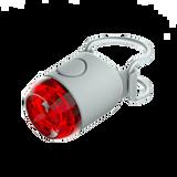 Knog Plug Rear Bike Light - White
