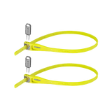 Hiplok Z-Lok Reuseable Ties (Twin Pack)