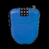 Hiplok FX Combination Bicycle Lock - Blue