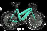 Pooch 1x8 Speed Urban Bike – Aqua