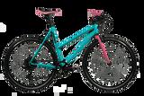 Pooch 1x8 Speed Urban Bike – Dockie Pink