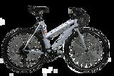Pooch 1x8 Speed Urban Bike – Matte Grey