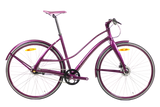 Hey Cycle Roller7 – 7 Speed Bicycle – Purple