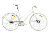 Hey Cycle Roller7 – 7 Speed Bicycle – White