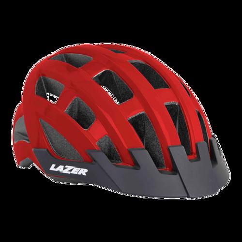Lazer Compact Helmet - Red