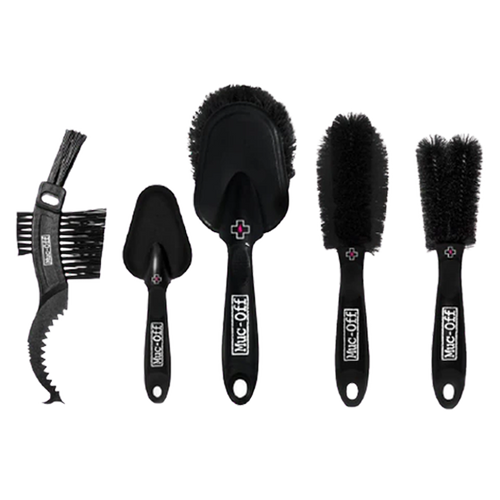 Muc-Off 5X Premium Brush Kit