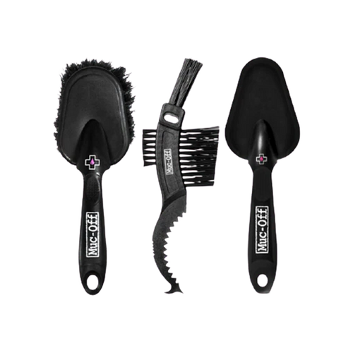 Muc-Off 3X Premium Brush Kit