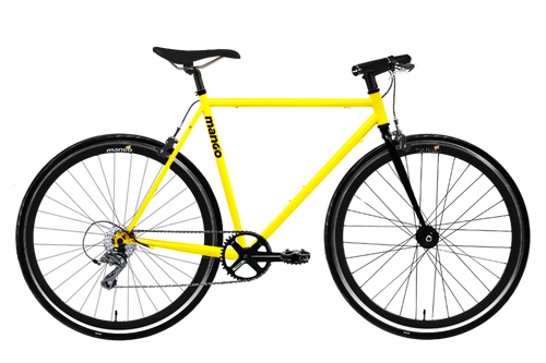 OG 1x8 Speed - Matte Yellow