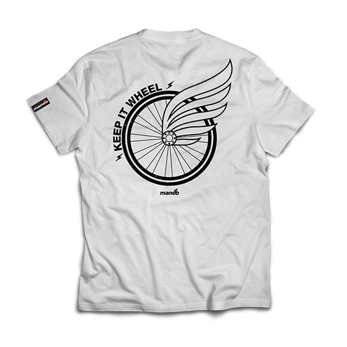 Mango Bikes - Keep It Wheel Unisex T-Shirt