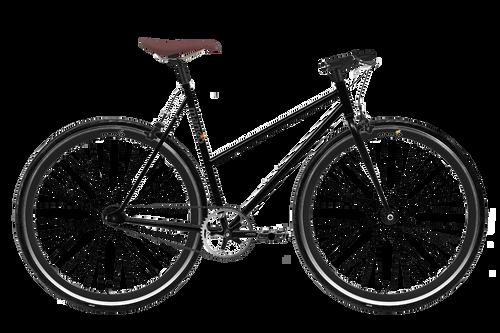 Moosher Single Speed - Crafty Black