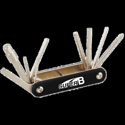 Super B TB-9625 10 in 1 Folding Multi-Tool