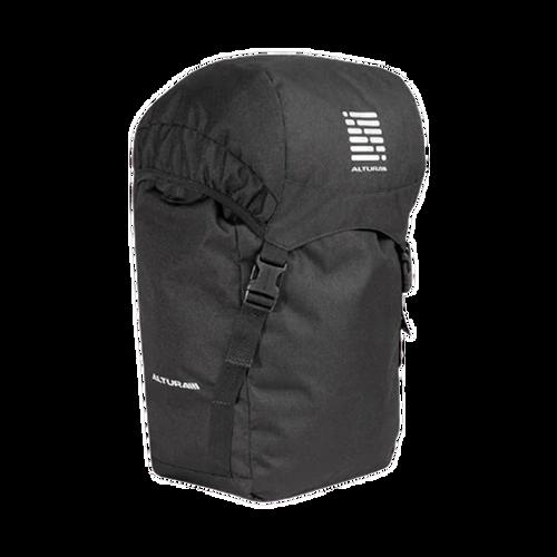 Altura Arran 36 Pannier Bag Pair - Black