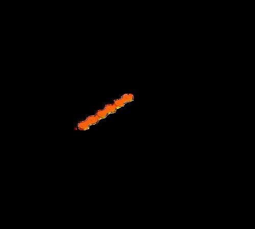 OSS KMC Single Speed Chain