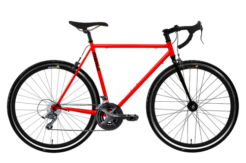 OG 2x8 Speed - Matte Red